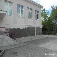 нова школа вже ремонтується. Будераж