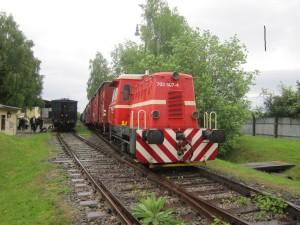 Музей залізничного транспорту