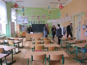 У навчальному закладі