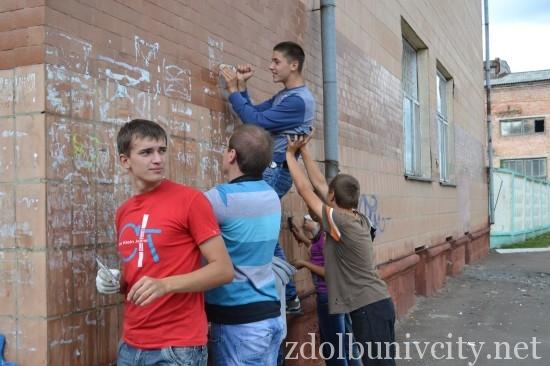 akciia_chiste misto_zdolbuniv (5)