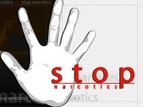 stop narkotik
