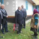 шуль і колеги в селі