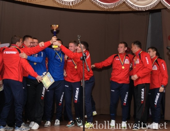 4. Ми - Чемпіони!