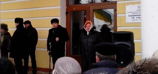 01.02.2014-віче в Дубно