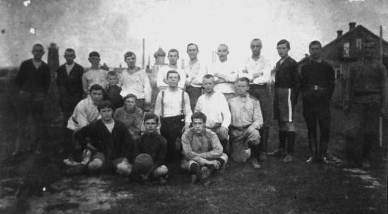 Futbol bilja Cerkvy 1