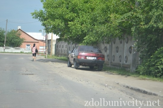 водії не поважають здолбунівчан (2)