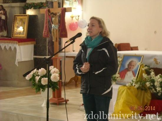 дитяче свято у костелі (1)