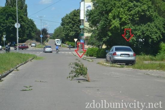 дороги Здолбунова (1)