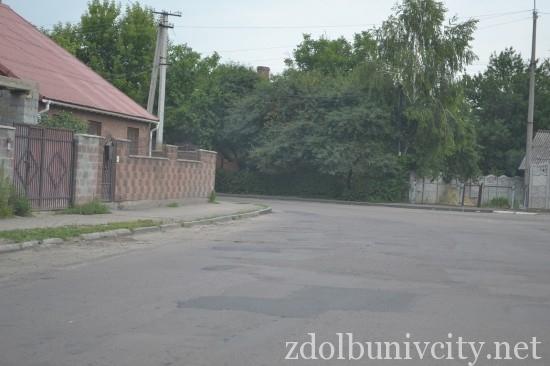 дороги Здолбунова (11)