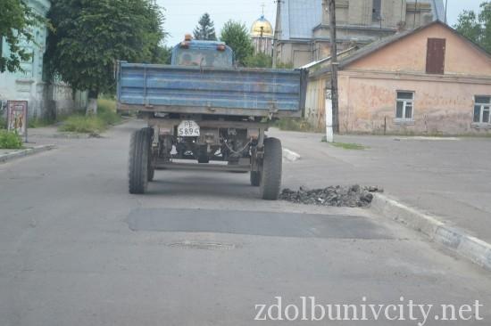 дороги Здолбунова (13)