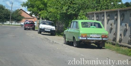 дороги Здолбунова