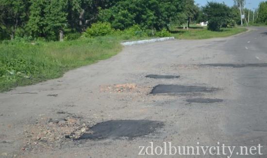 дороги Здолбунівщини (4)