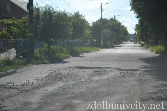 здолбунівські дороги (2)