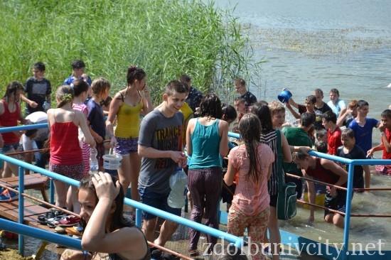 водні війни у Здолбунові (10)