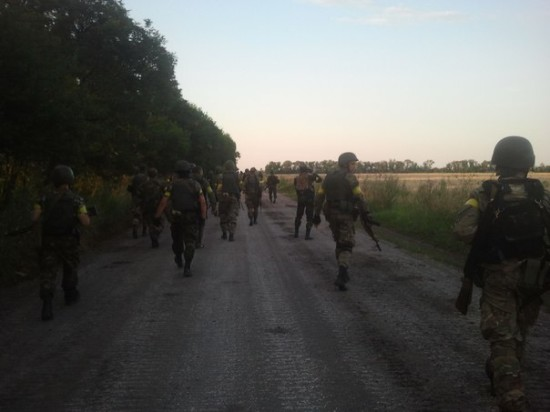 """Рівнянин з батальйону """"Шахтарськ"""" про будні АТО"""