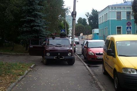 парковка рівне