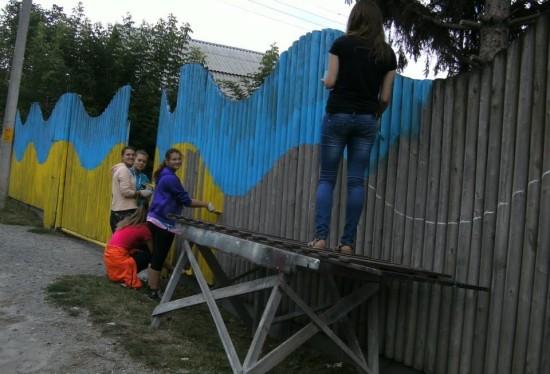 патріотичні кольори Здолбунова (1)
