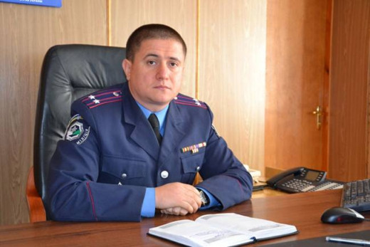 підполковник Загорський