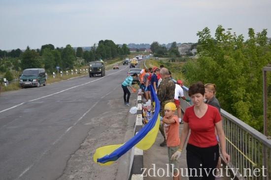 фарбування мосту у Здолбунові (3)