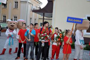 команда Болгарії