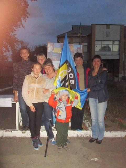 збір допомоги у Здовбиці (5)