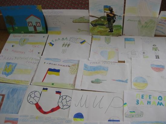 малюнки здолбунівських школярів (2)