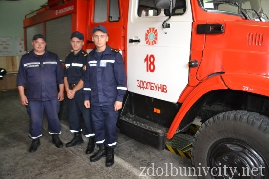 пожежа на Шкільній у Здолбунові (2)