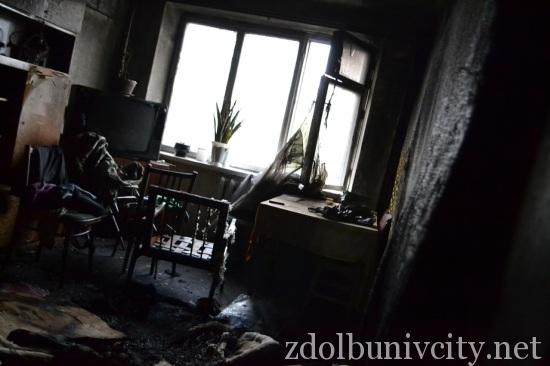 пожежа на Шкільній у Здолбунові (4)