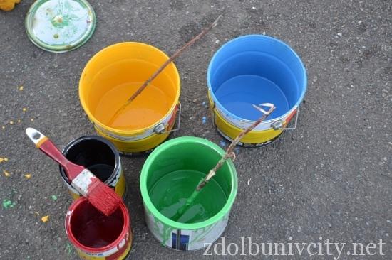 фарбування гідропарк Здолбунова (15)