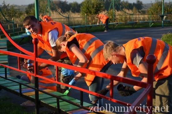фарбування гідропарк Здолбунова (3)
