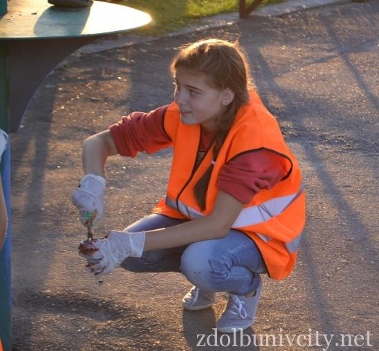 фарбування гідропарк Здолбунова (9)