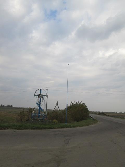 зірвані прапори у Здовбиці (1)