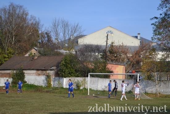 футбол у Здолбунові з малинськом (3)