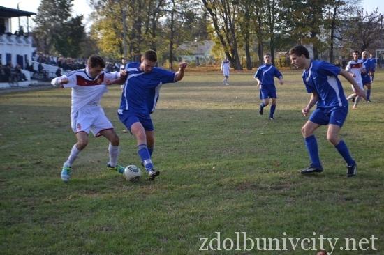 футбол у Здолбунові з малинськом (5)