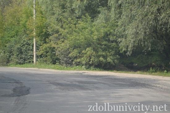 ремонт доріг у Здолбунові (6)