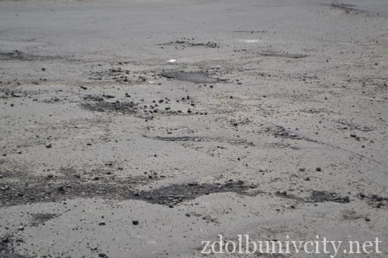 ремонт доріг у Здолбунові (7)