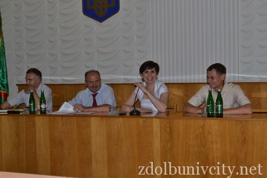 візит казначея до Здолбунова (2)