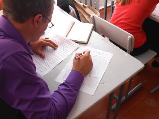 заміщення вакантних посад керівників та заступників керівників шкіл