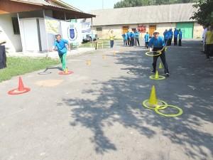 спортивне свято у Урвенському психоневрологічному інтернаті