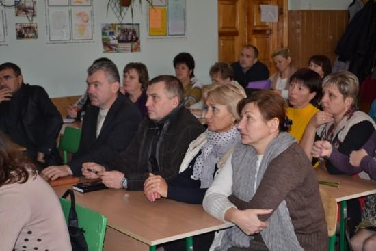 сесія директорів шкіл