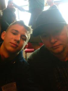 Андрій і Хливнюк