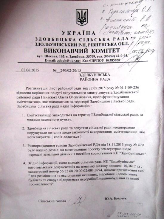 сімттєзвалище Здовбиця документи (2)