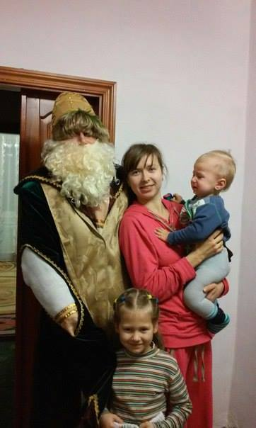 С.Ю. святий Миколай1