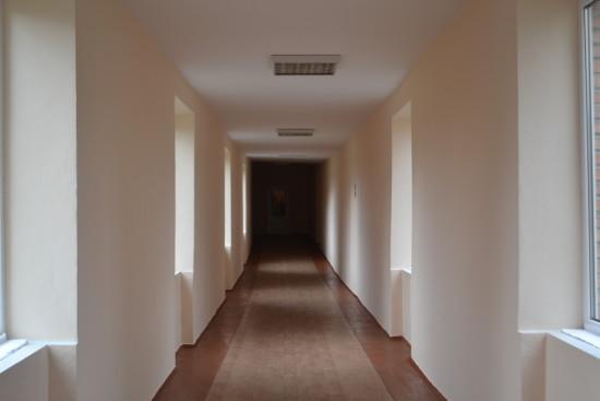 колись аварійний коридор