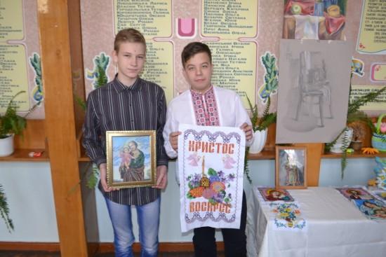 Сергій Чехович та Дмитро Бортник
