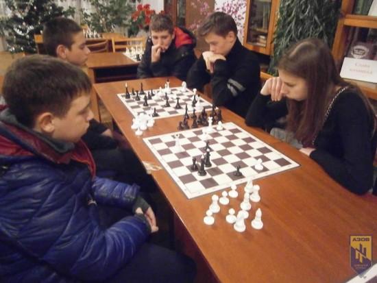 Шаховий турнір пам'яті ОУНінвців
