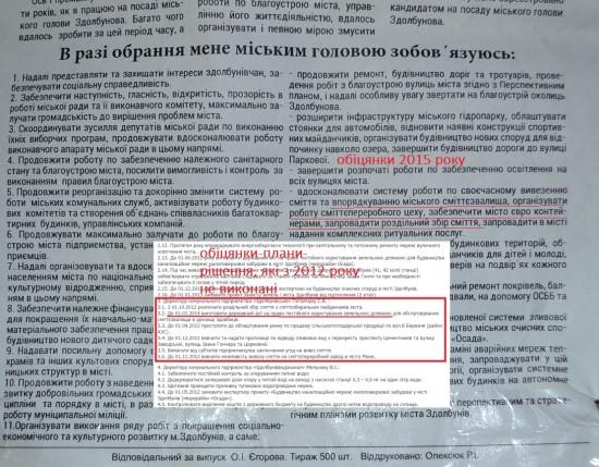 програма міського голови Здолбунова_11