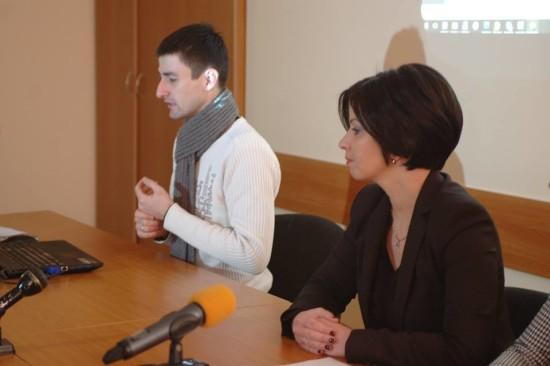 пресс конференція