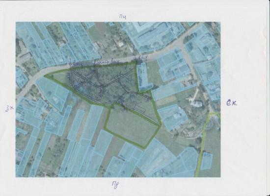 план парку здовбиця