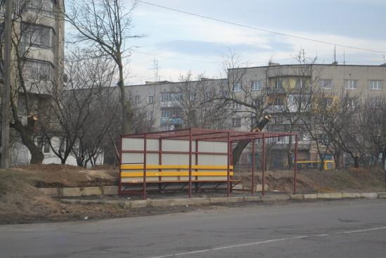 ремонт зупинки (2)